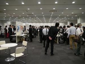 クラウドビジネスメッセ2012 in 名古屋(チームスピリット出展)