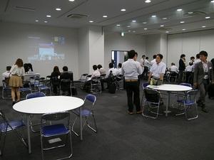 AppExchangeカンファレンスin名古屋の会場風景
