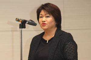 TeamSpirit ユーザーカンファレンス 株式会社セールスフォース・ドットコム 石井氏
