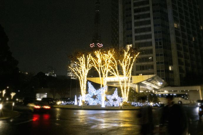 プリンスパークタワー