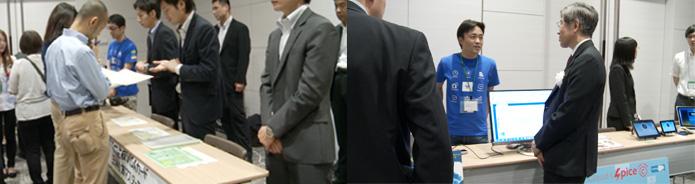 コーポレートカードの連携サービスの三井住友カード株式会社と、Suica、PASMOで「交通費精算」と「勤怠管理」を 一度のタッチで同時に実現するブレインハーツ社の「交通系ICカードデータ・インタフェース」のサービス案内