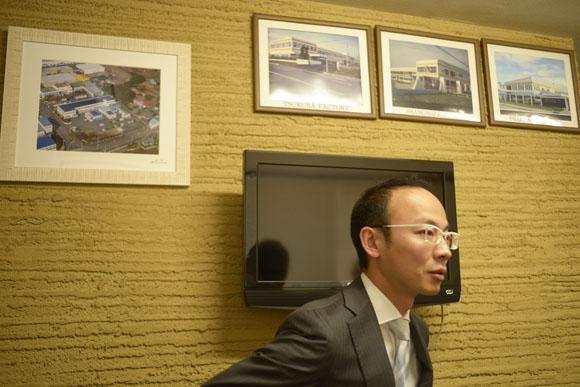 国内の工場は茨城県の稲敷市、海外は中国・上海、タイ、マレーシアに工場がある